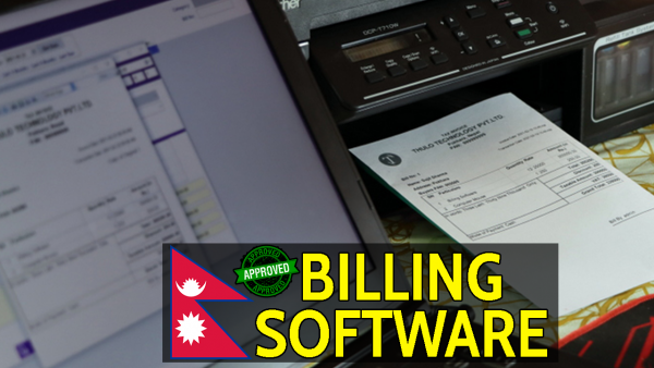 Billing Software in Pokhara